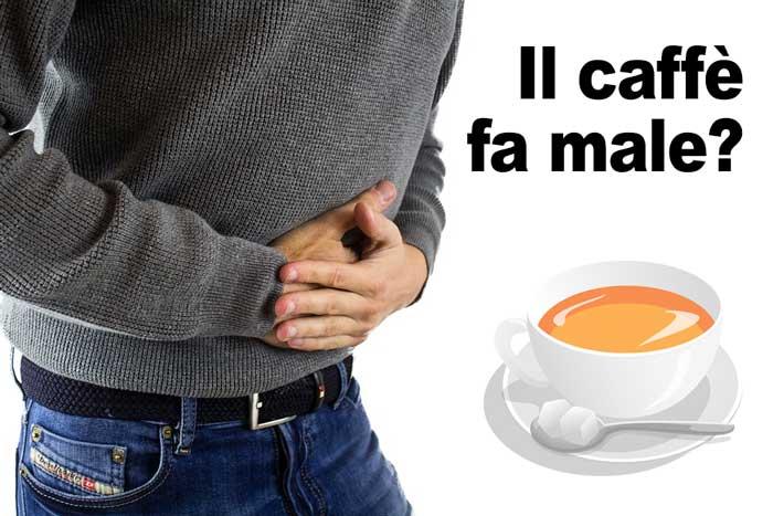 Il caffè fa male: vero o falso?